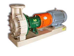 Fybroc Fiberglass ANSI pumps