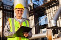 Industrial Plant Worker
