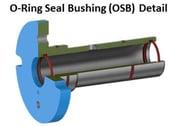 O-Ring Seal Bushing Detail