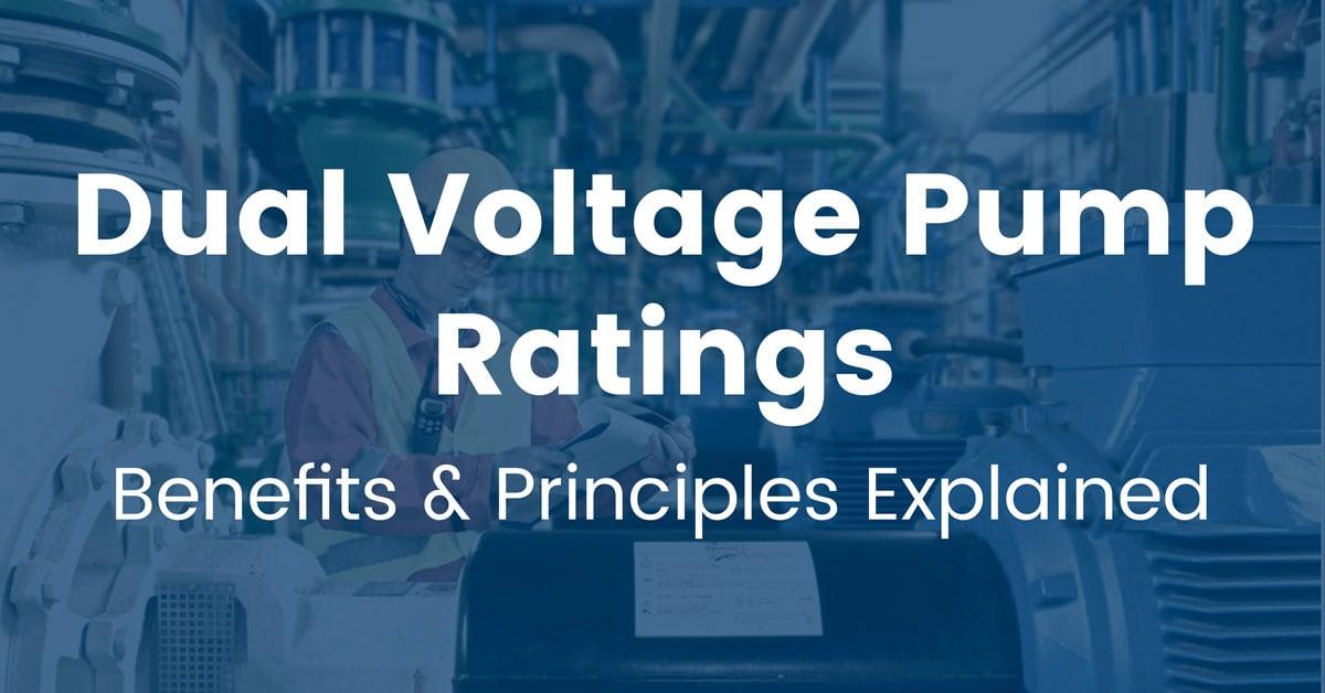 dual-voltage-pumps
