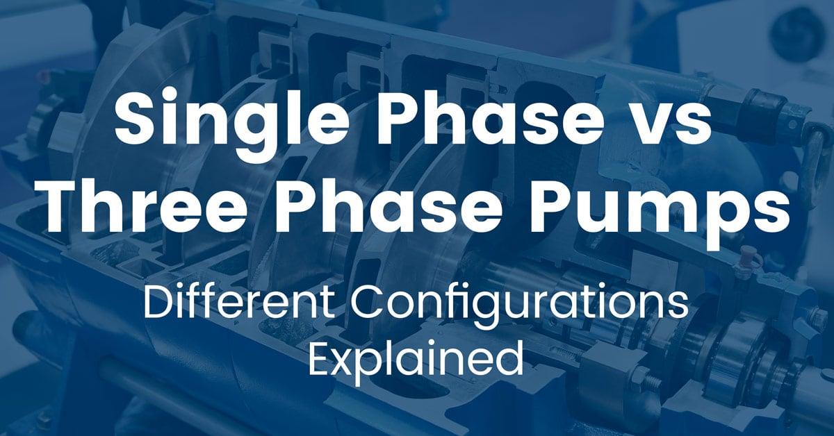single-vs-three-phase-pumps